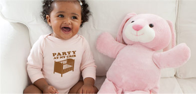 Baby Bodysuits (0-24 months old)
